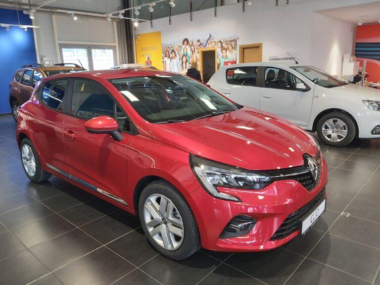 novi CLIO V