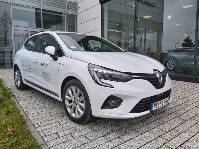Renault Clio auto za pocetnike