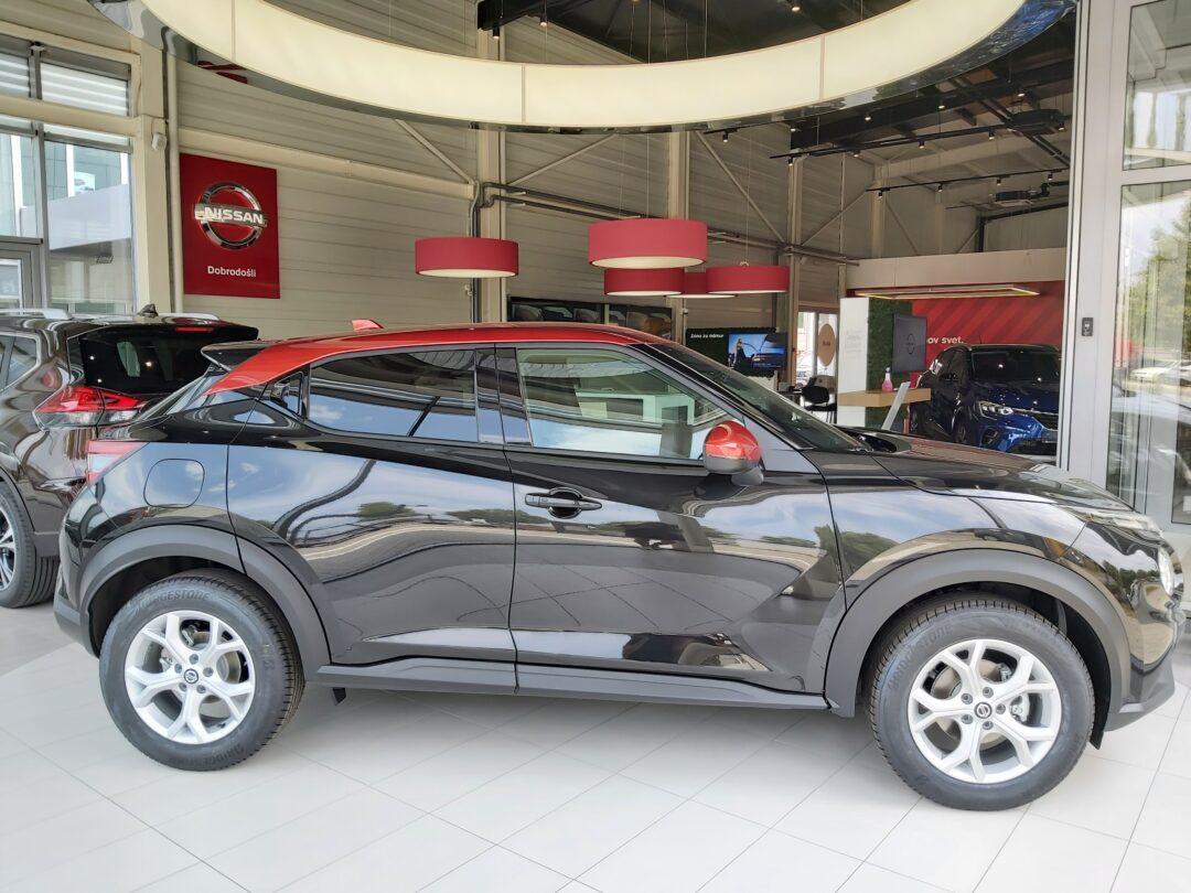 Nissan Juke u Novom Sadu