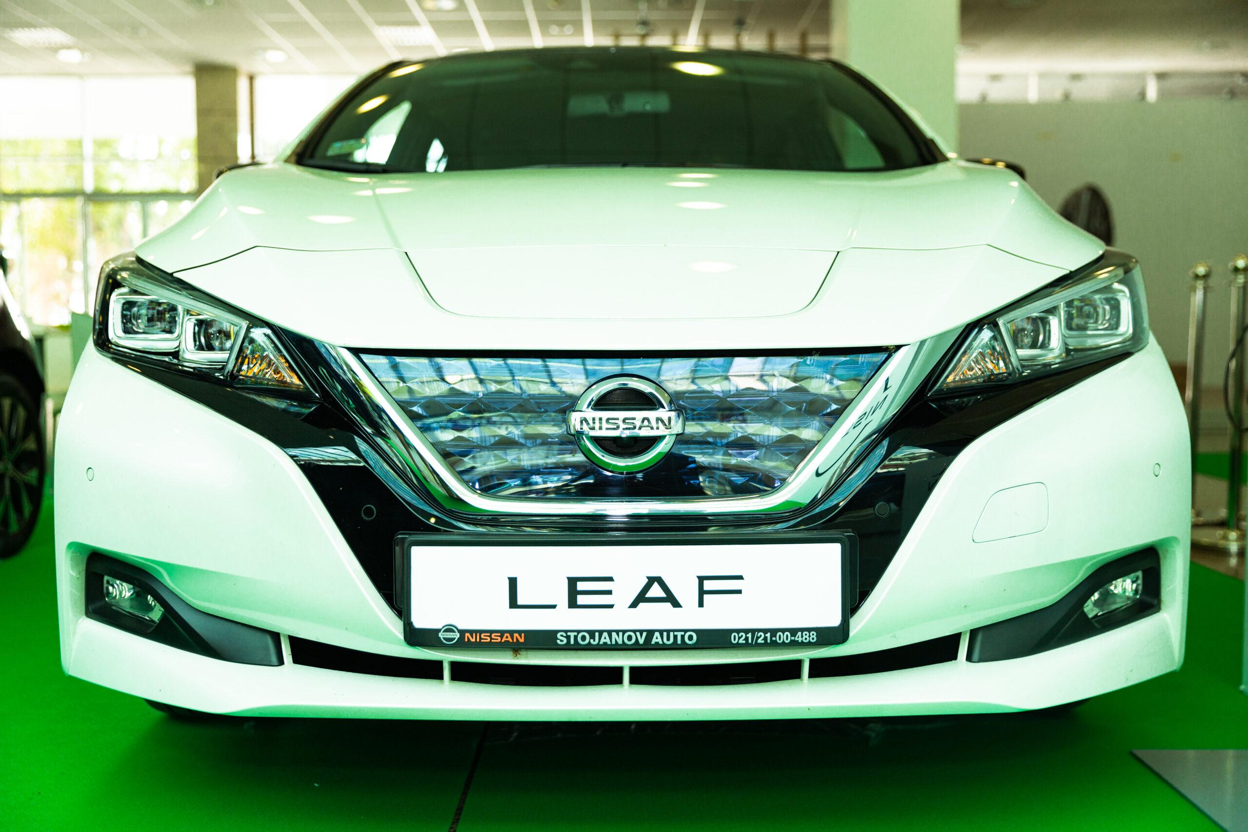 Nissan LEAF StojanovAuto